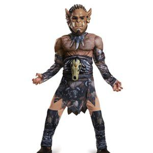 New Durotan Child's Costume and Mask XL